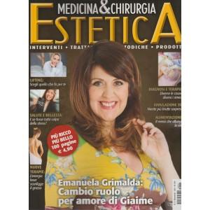 MEDICINA E CHIRURGIA ESTETICA - BIMESTRALE N. 15