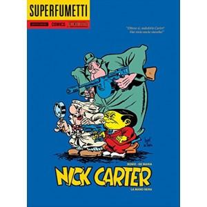 "Superfumetti Mondadori Comics n.11 - Nick Carter ""La mano nera"""