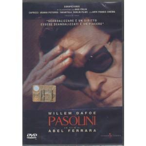 Dvd - Pasolini - un film di Abel Ferrara con Willem Dafoe
