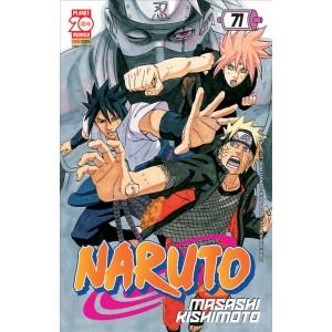 NARUTO 71 - Planet manga 124  Panini comics