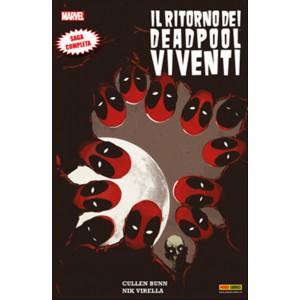 MARVEL ICON 27-IL RITORNO DEI DEADPOOL VIVENTI-Marvel Italia Panini Cmics