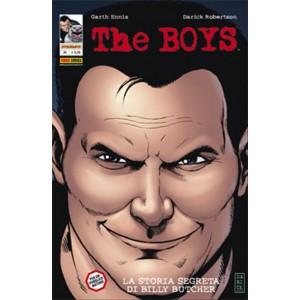 THE BOYS 36 - PANINI PULP 36 - Panini Comics