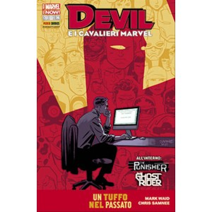 DEVIL E I CAVALIERI MARVEL 46 -  ALL NEW MARVEL NOW! - Marvel Italia