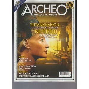 ARCHEO attualità del passato - mensile n. 369 Novembre 2015