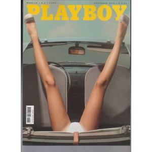PLAYBOY - mensile n. 4 - Novembre 2015