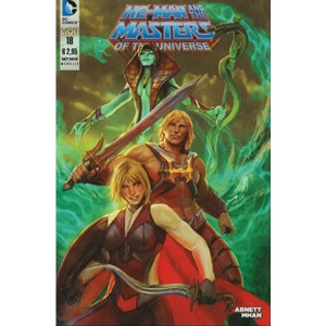 He-Man and the Masters of the Universe 18 - DC Comics Lion