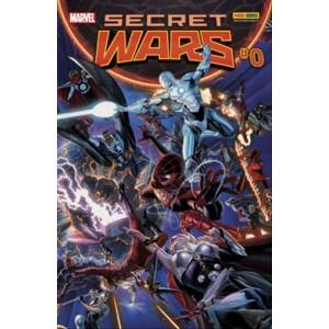 SECRET WARS 0 - MARVEL MINISERIE 163 - Marvel Italia Panini Comics