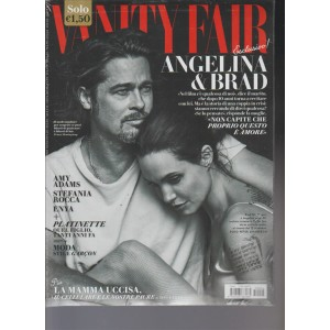 Vanity Fair  - settimanale n. 44 - 11 novembre 2015