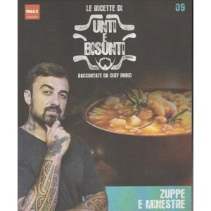 """le Ricette di Unti e Bisunti - """"Zuppe e Minestre"""" raccontate da CHEF RUBIO"""