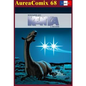 "Aureacomix - Kenia vol.2 ""Incontri"" - aureacomix linea BD"