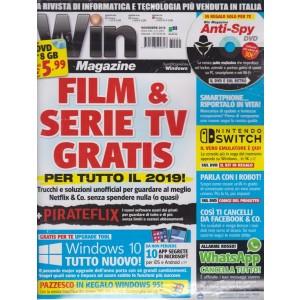 Win Magazine - rivista + DVD - n. 251 - novembre 2018 - mensile - versione plus