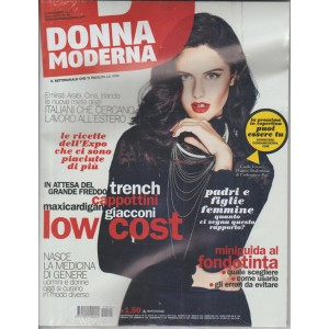 Donna Moderna - settimanale n. 45 - 3 Novembre 2015