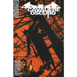 Batman Il Cavaliere Oscuro 34 - DC Comics Lion