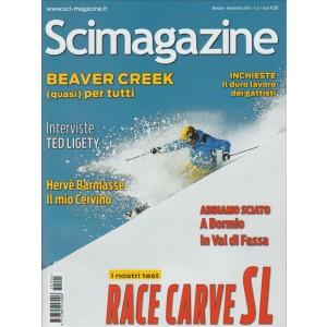 SCIMAGAZINE - mensile n. 5 Novembre 2015