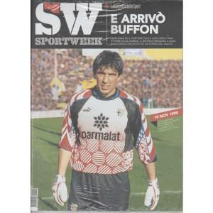 Sportweek - inserto del Sabato 14 Novembre 2015 de La Gazxzetta dello Sport