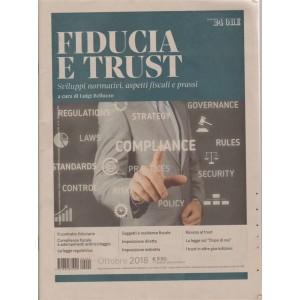 Fiducia e trust - n. 2 - mensile - ottobre 2018