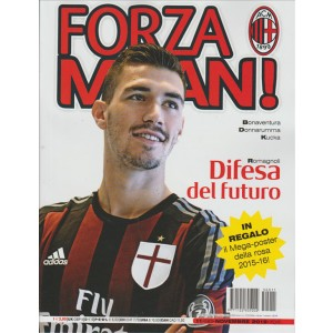 Forza Milan - mensile n. 11 Novembre 2015