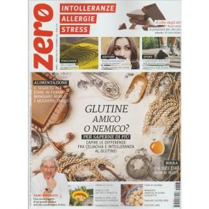 ZERO (intolleranze, Allergie, stress) - mensile n. 3 Novembre 2015