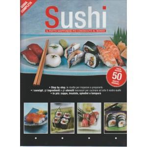 SUSHI - guida completa - terza edizione 50 ricette originale