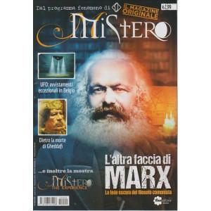 Mistero Magazine ufficiale Programma fenomeno di Italia 1 - n.32 Nov.2015