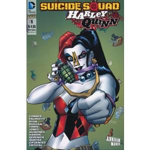 SUICIDE SQUAD/ HARLEY QUINN 06 - DC Comics Lion