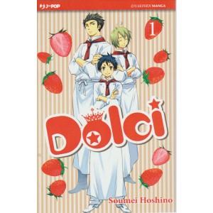 Manga Dolci 1 di 3 - collana San Cult Manga 23 - edizione J-POP