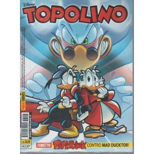 Topolino - Settimanale n. 3126 27 Ottobre 2015