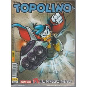 Topolino -Settimanale n. 3128 - 10 Novembre 2015