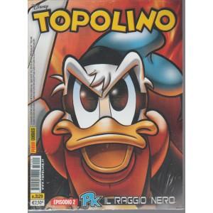 Topolino - Settimanale n.3129 - 17 Novembre 2015