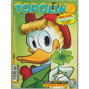 Topolino - settimanale n. 3122 - 29 settembre 2015