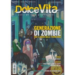 DOLCEVITA - Stili di vita alternativi - numero 61 Novembre/Dicembre 2015