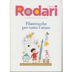 Filastrocche per tutto l'anno di Gianni Rodari