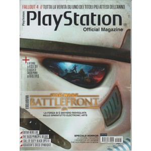 Play Station Official Magazine - mensile n. 26 Dicembre 2015