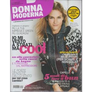 Donna Moderna - settimanale n. 47 - 17 Novembre 2015