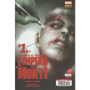 GEORGE ROMERO L'IMPERO DEI MORTI ATTO TERZO 1 - COMICS USA 78-Marvel Italia