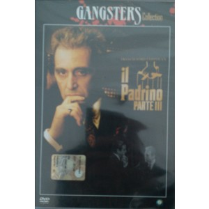Il Padrino Parte 3 - DVD Gangsters Collection