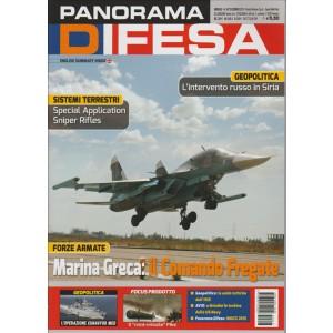 PANORAMA DIFESA - mensile n.347 Dicembre 2015