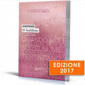 La grande biblioteca dei classici latini e greci (ed. 2017) Anonimo, Il sublime