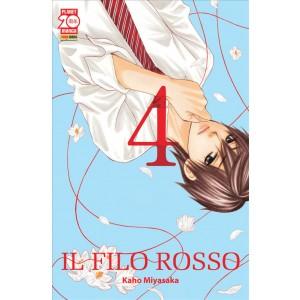 Manga: IL FILO ROSSO 4 - RED 4 - Planet Manga Panini comics