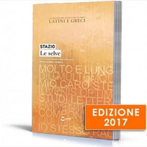 La grande biblioteca dei classici latini e greci (ed. 2017) Stazio, Le selve