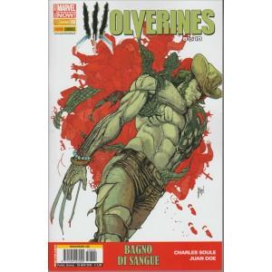WOLVERINE 320 - WOLVERINES 8 - Marvel Italia Panini Comics