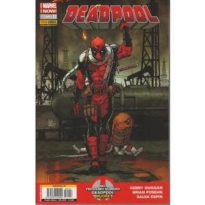 DEADPOOL 54 - DEADPOOL 23 ALL NEW MARVEL NOW! - Marvel Italia Panini comics