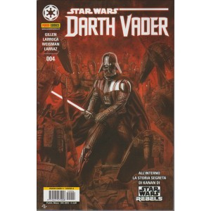 DARTH VADER 4 - PANINI DARK 4 - Panini comics