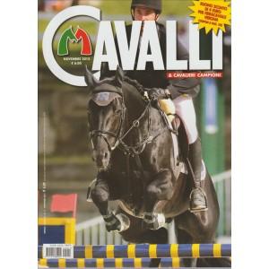Cavalli & Cavalieri Campioni - mensile n. 11 Novembre 2015