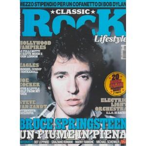 Classic Rock Lifestyle - mensile n. 37 Dicembre 2015