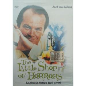 La Piccola Bottega Degli Orrori (1960) - Jack Nicholson - DVD