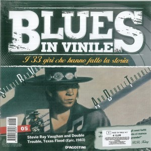 Blues in Vinile 33 giri n.5-Stevi e Ray Vaughan and Double Troumble
