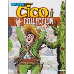 Zagor presenta Cico collection - n. 130 - ottobre - novembre 2018 - bimestrale