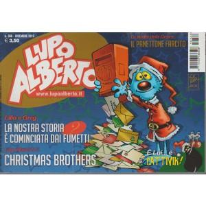 LUPO ALBERTO - mensile n. 366 Dicembre 2015