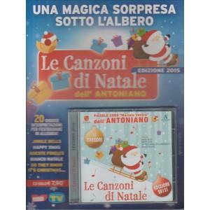 CD Le canzoni di Natale dell'Antoniano ediz.2015 By Sorrisi e Canzoni TV